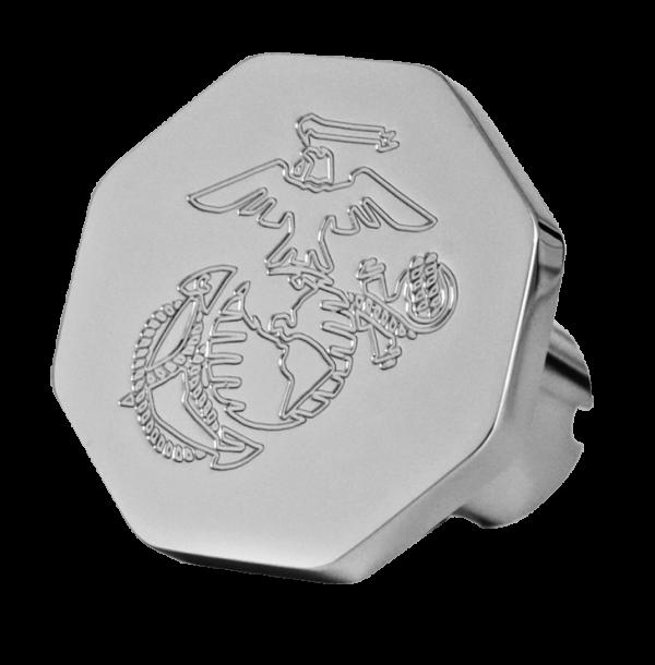 Delpann_CK-MV-O. Marine Corps Octogon Knob