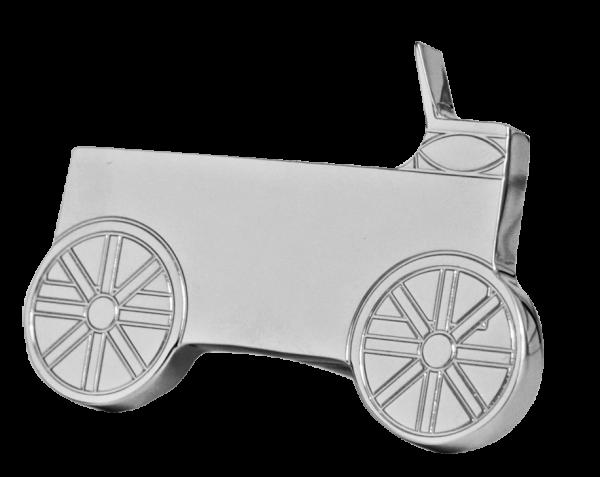 Delpann_CK-WM-LS-W-Wagon Logo Shape Knob